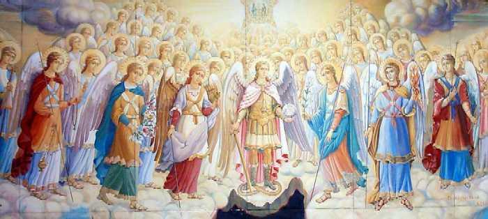 Ангел (Angel), Ангел-хранитель, Архангелы